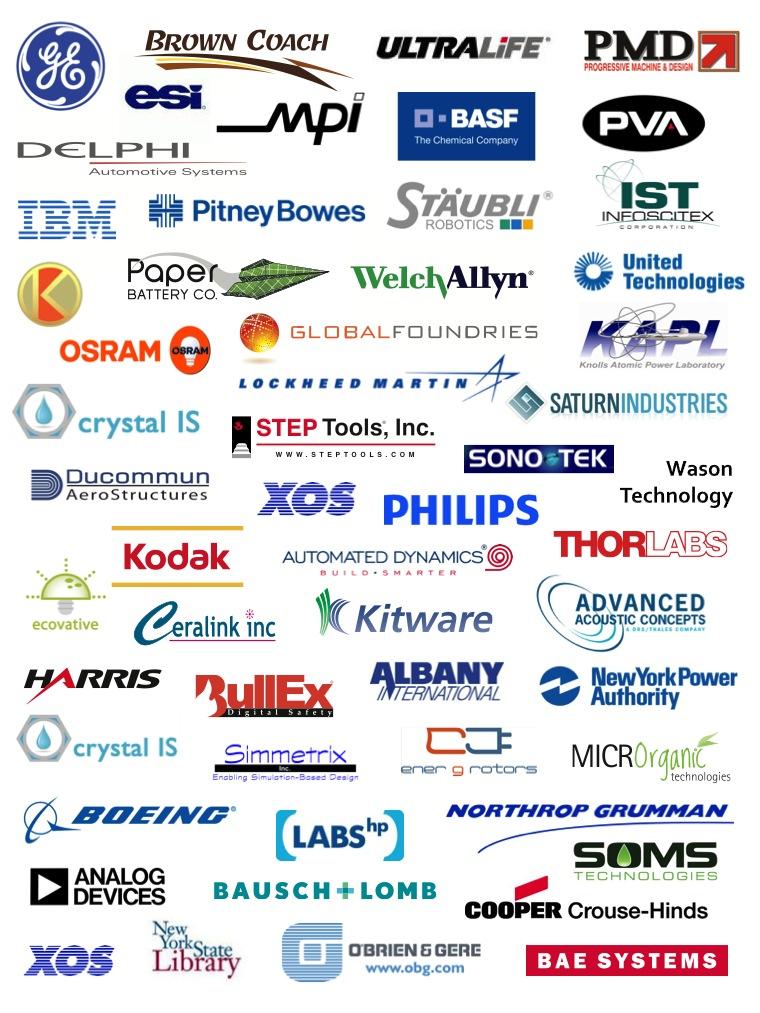 MIC Industrial Partner Logos