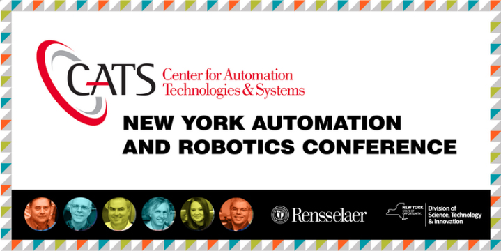 New York Automation and Robotics Conference 2017