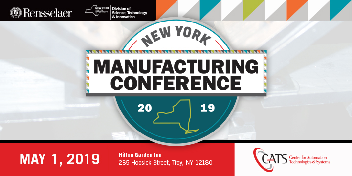 NY Manufacturing Conference 2019