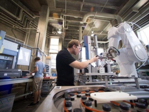 Rensselaer Smart Manufacturing
